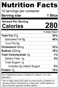 Keto-Cheesecake-Nutrition-Label-204x300